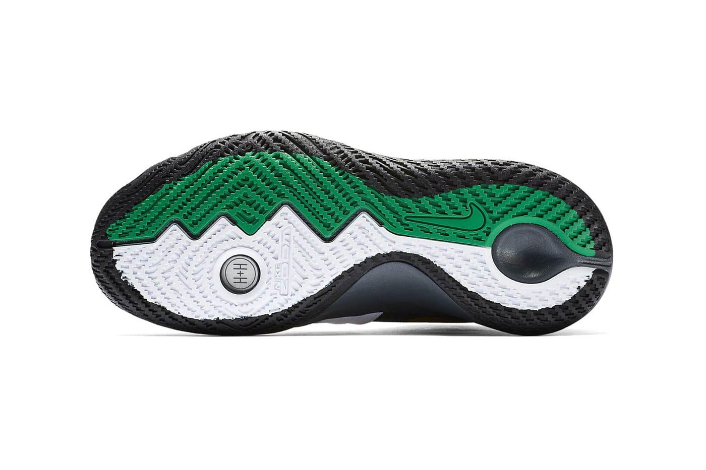 Nike Kyrie Flytrap Celtics   HYPEBEAST