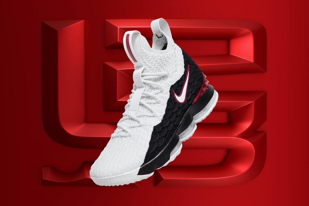 98a7eb2e037ce LeBron James Attends Summer League Game Sporting Purple Nike Air ...