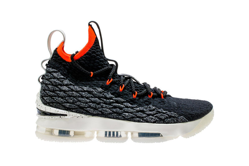the best attitude ab4f0 f0763 Nike LeBron 15 in Black/Sail-Bright Crimson | HYPEBEAST