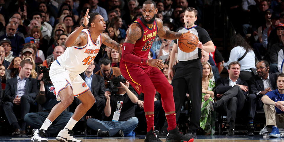 5c1efa5a54f LeBron James Wears Nike LeBron 15