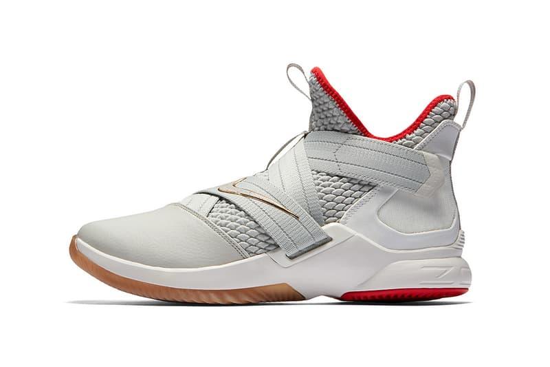 9e492c6ccfb0f8 Nike LeBron Soldier 12 New Colorway lebron james footwear 2018 nike  basketball