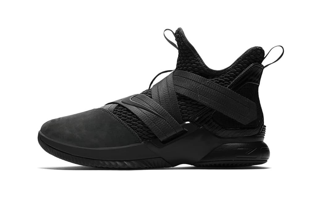 "Nike LeBron Soldier 12 ""Zero Dark 23"" Release date info price purchase LeBron James"