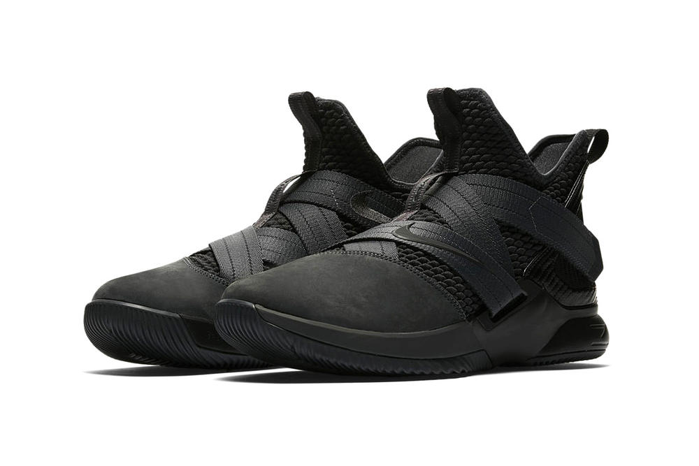 "Nike LeBron Soldier 12 ""Zero Dark Thirty"" Release date info price purchase LeBron James"