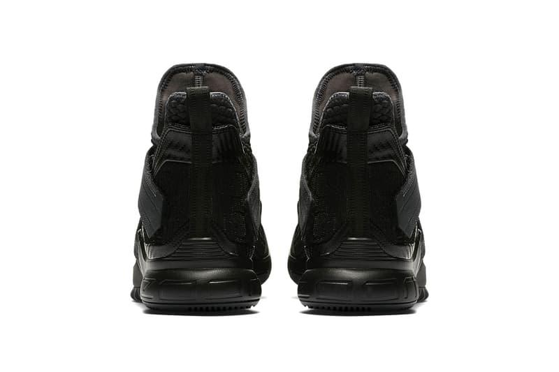 "Nike LeBron Soldier 12 ""Zero Dark Thirty"" Release date info price purchase LeBron James"