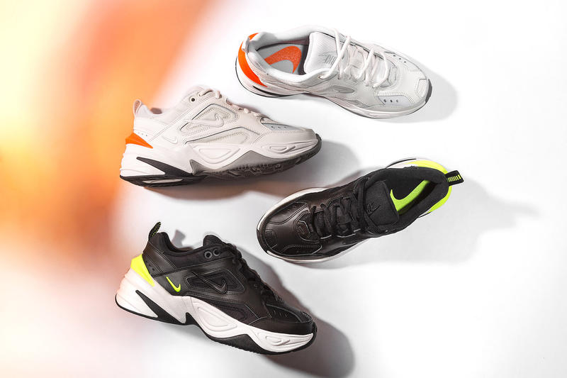 f989b938c62b Nike M2K Tekno Black Volt Phantom Closer Look Air Monarch