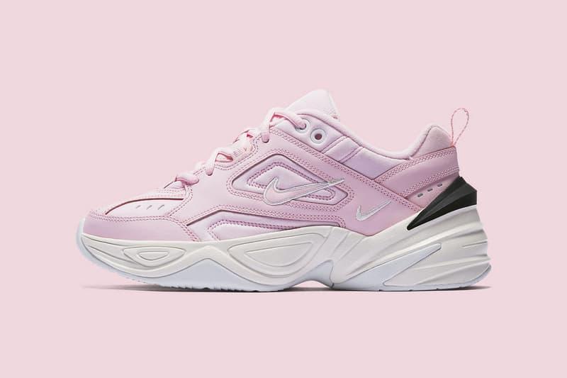 8242cf50ff3 Nike M2K Tekno Pink Foam black phantom white 2018 may 5 release date info  drop sneakers