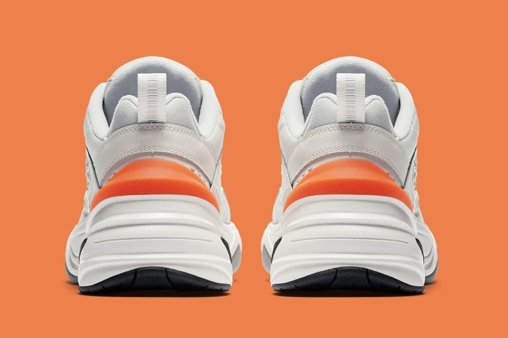Nike M2K Tekno WMNS Release date footwear may 19 2018 phantom oil hyper crimson sneakers shoes footwear john elliott