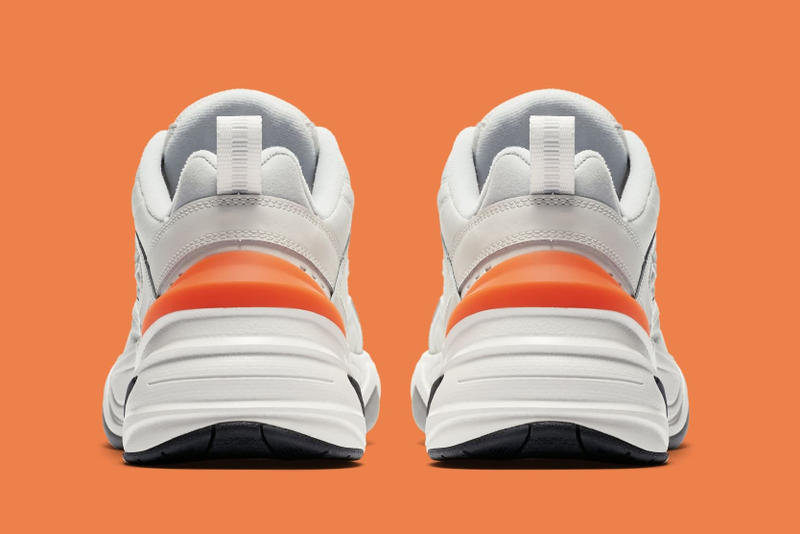 Nike M2K Tekno WMNS Release date footwear may 19 2018 phantom oil hyper crimson sneakers shoes footwear john elliott