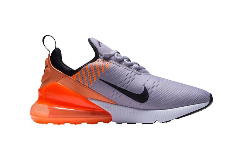 brand new fb904 e3872 Nike Release Mercurial-Inspired Air Max 270 Pack | HYPEBEAST