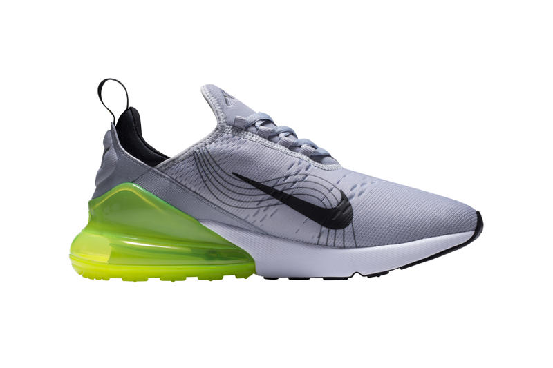 Nike Mercurial Air Max 270 Colorways Vapor Superfly Cristiano Ronaldo Football Boots Cleats Soccer Purple Orange Grey Volt Green 1998 World Cup Kim Jones Virgil Abloh Release Information Details How to Buy Cop Purchase