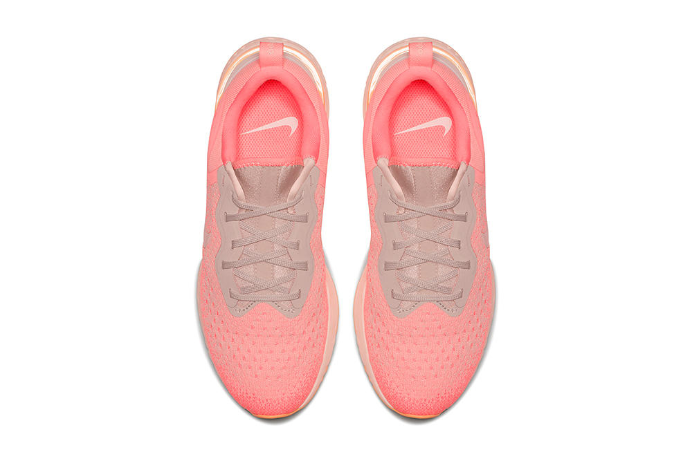 Nike Odyssey React First Look Green Pink