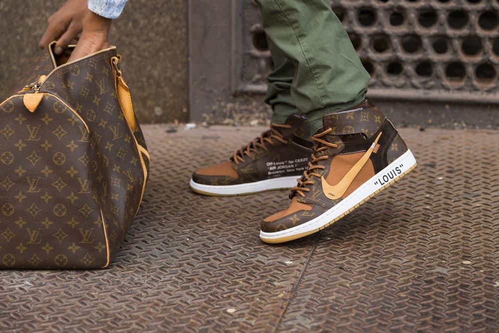 Air Jordan Louis Vuitton Shoes