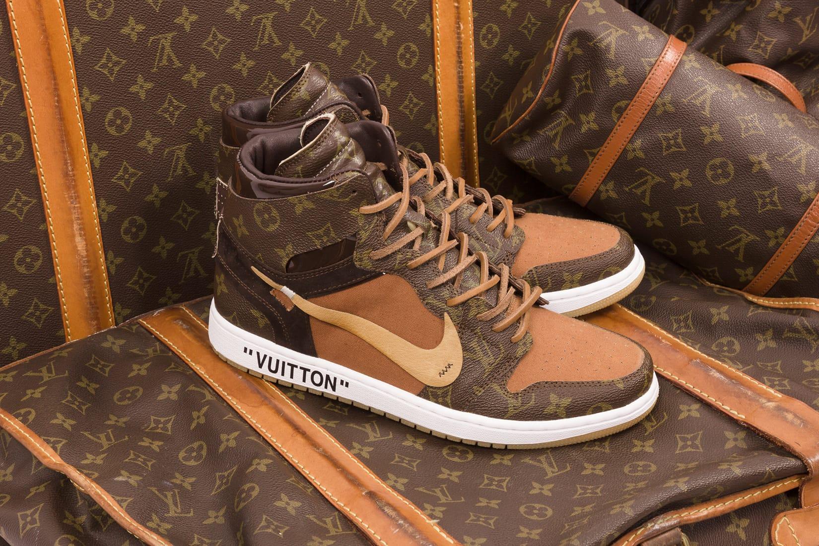Virgil Abloh x Louis Vuitton Nike