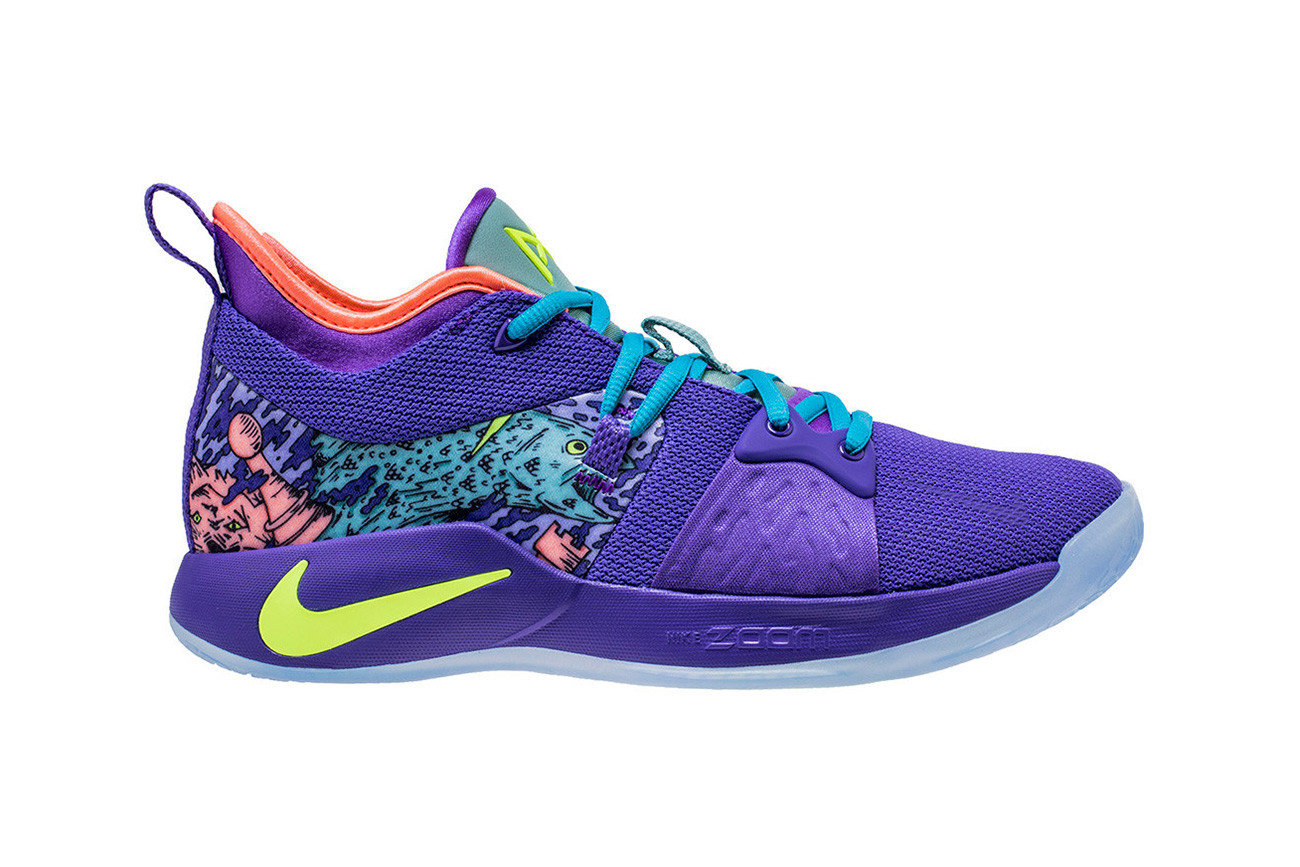 Nike PG2 Mamba Mentality Release Date