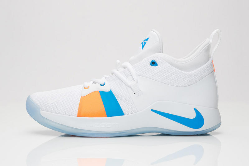 Nike PG2 the bait ii release date may 1 2018 paul george nike basketball footwear