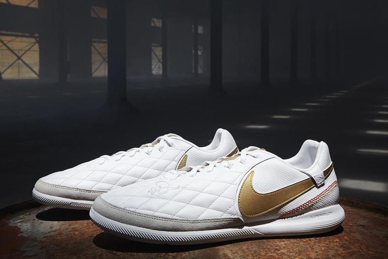 Nike Tiempo 10R LEGENDX Barcelona Milan Pack Collection Capsule Ronaldinho Sneakers Trainers Football Soccer How to buy purchase pick up release details best player in the world