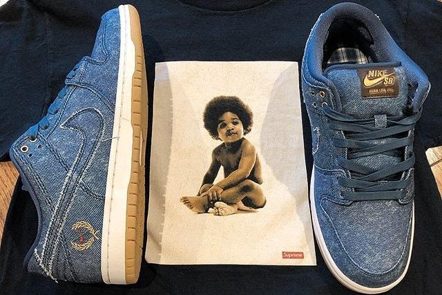 new arrival ca8d1 667d8 Nike SB Biggie vs. Tupac Pack First Look   HYPEBEAST