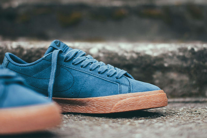 """Nike SB Zoom Blazer Low """"Thunder Blue"""" Release date available now purchase price"""