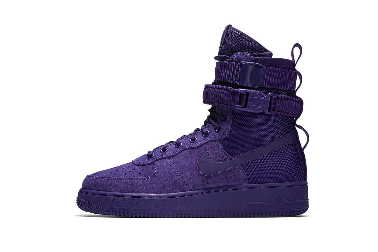 Nike Sportswear Court Purple Release