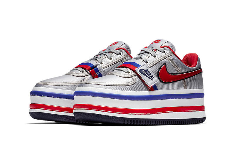 best service 5cf56 340f6 Nike Vandal Surprise Platform Sneaker release date purchase price