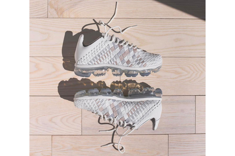 Nike Vapor Inneva Woven Model Hybrid First Look sneaker Vapormax ronnie fieg