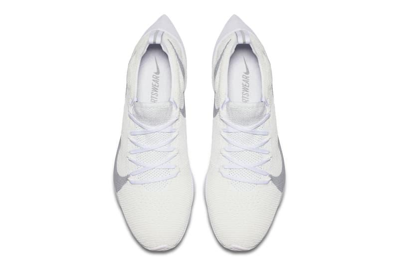 Nike Vapor Street Flyknit White Wolf Grey footwear sneakers