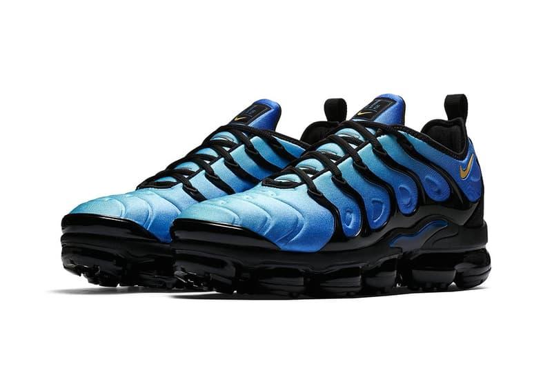 """Nike Air VaporMax Plus """"Hyper Blue"""" Release Date Air Max Plus"""