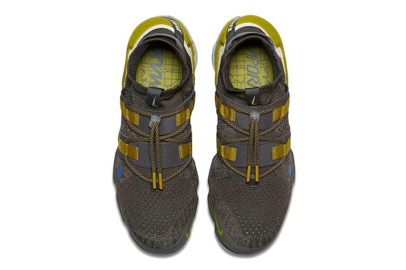 Nike Air VaporMax Utility Ridge Rock release info footwear sneakers