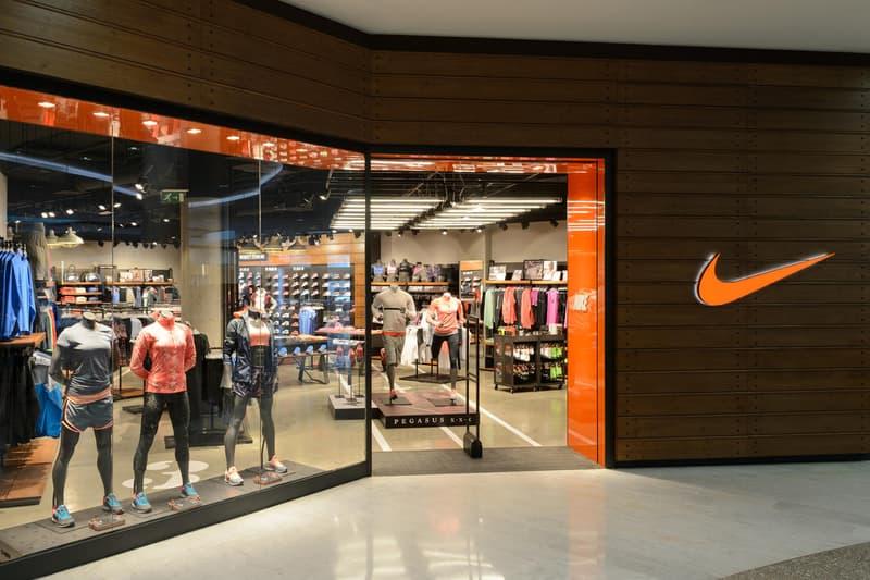Nike Vice President Footwear Steps Down Resigns Greg Thompson Corporate Culture Review Investigation Allegations Scandal Antoine Andrews Daniel Tawiah Vikrat Singh Trevor Edwards Mark Parker