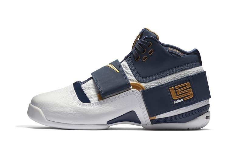 d6c4634adeaed Nike Zoom Lebron Soldier 1 LeBron James nike basketball footwear 2018 may