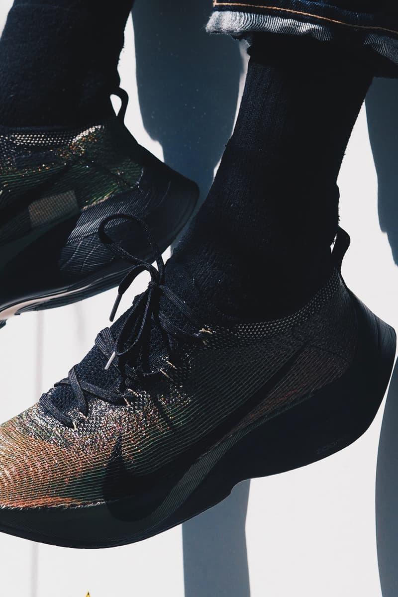 Nike Zoom Vaporfly Elite Flyprint 3D Printed shoe sneakers footwear release date info drop