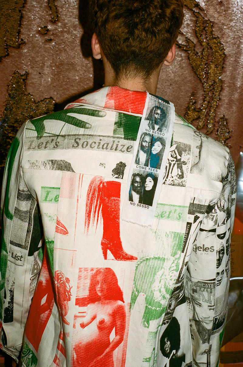 No Sesso Come Tees Collaboration Lookbook