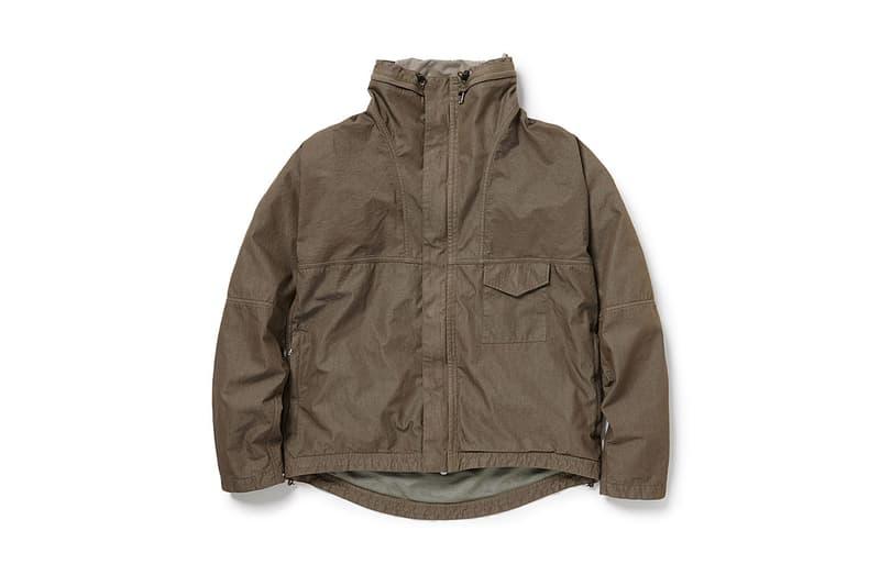 nonnative x B JIRUSHI YOSHIDA Collection Jackets Hoodies Blazers Sweatshirts Long Short Sleeve T-Shirts Tees Vests Trousers Special Airlift Travel Military