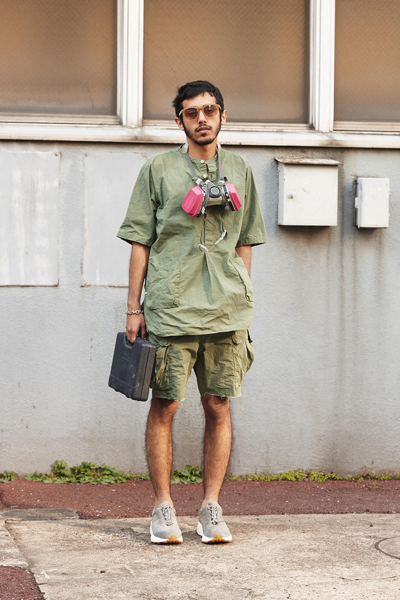 nonnative Summer 2018 Collection Lookbook purchase price