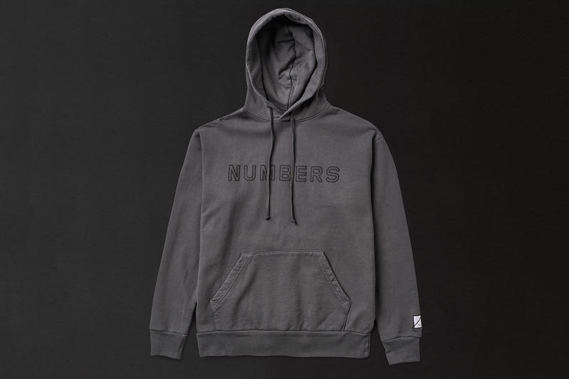 "Numbers ""Edition 4"" Collection Hoodies Half Zip Jumpers Sweatshirts Long-Sleeve Short-Sleeve T-Shirts Eric Koston Guy Mariano"