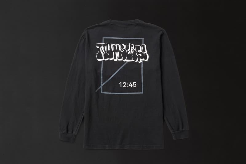 "Numbers ""Edition 4"" Collection Hoodies Half Zip Jumpers Sweatshirts Long-Sleeve Short-Sleeve T-Shirts Eric Koston Guy Mariano"