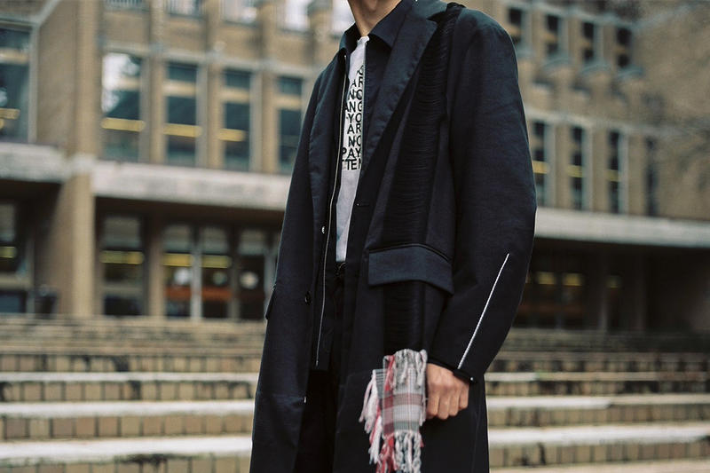 OAMC Spring/Summer 2018 Collection Editorial Roden Gray release info