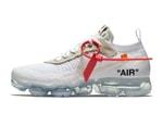 "Virgil Abloh x Nike Air VaporMax ""White"" Official Store List"