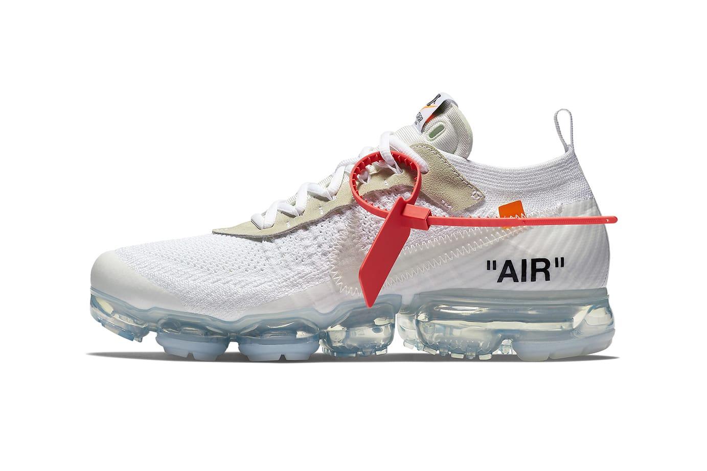Virgil Abloh Nike Air VaporMax \