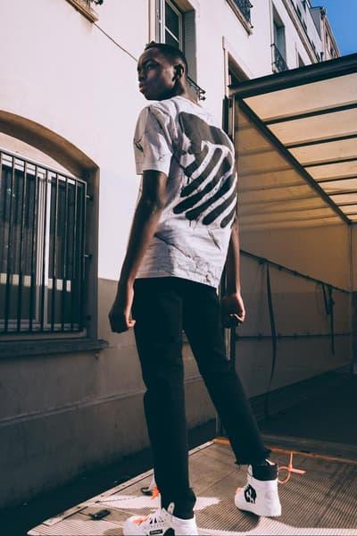 Off-White Vancouver Exclusive Marble Capsule T-Shirt Belt virgil abloh limited canada drop release april 7 2018