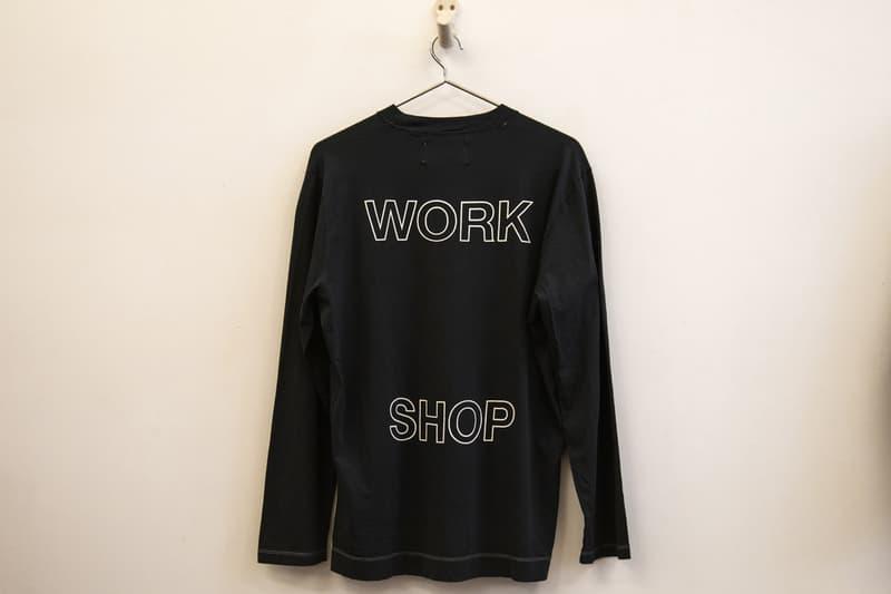 Our Legacy WORK SHOP London Store Jockum Hallin Stockholm Sweden Sustainable Fashion Retail