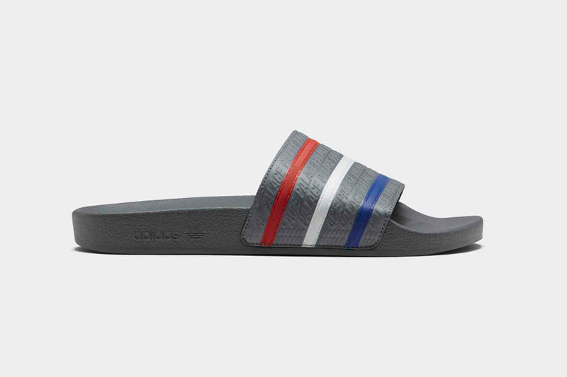 Palace adidas Originals summer 2018 range slides towels red black orange jackets