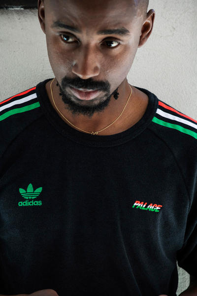 Palace x adidas Originals Summer 2018 Lookbook T-Shirts Towels Slides adilette How to Buy Purchase Cop Release Information Details Closer Look