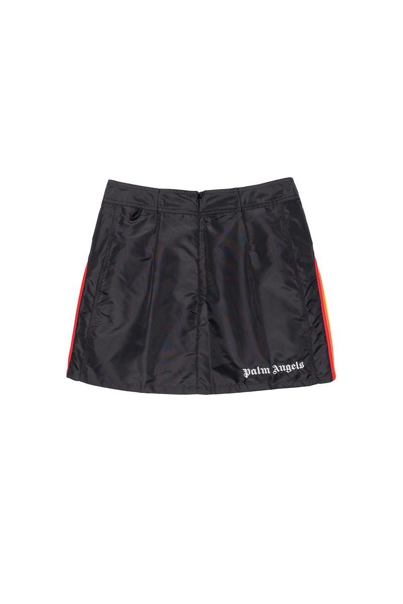 Palm Angels Sun dek spring summer 2018 board shorts pants collaboration LA los angeles swim wear drop release april 2018