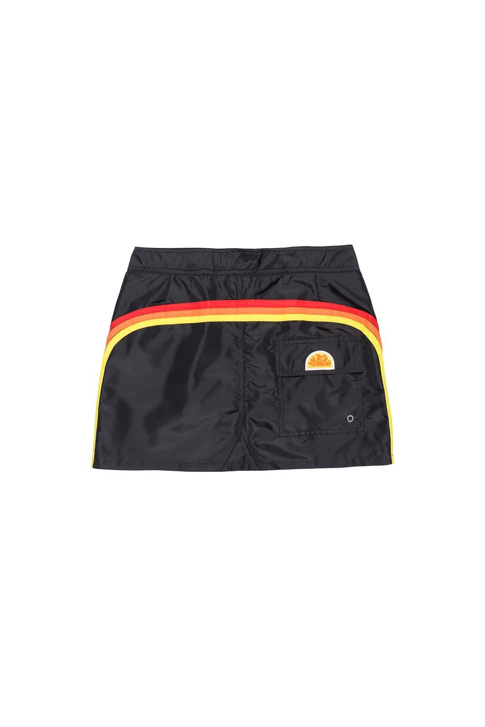 Palm Angels Sun dek spring summer 2018 board shorts pants collaboration LA los angeles swim wear drop release april 2018