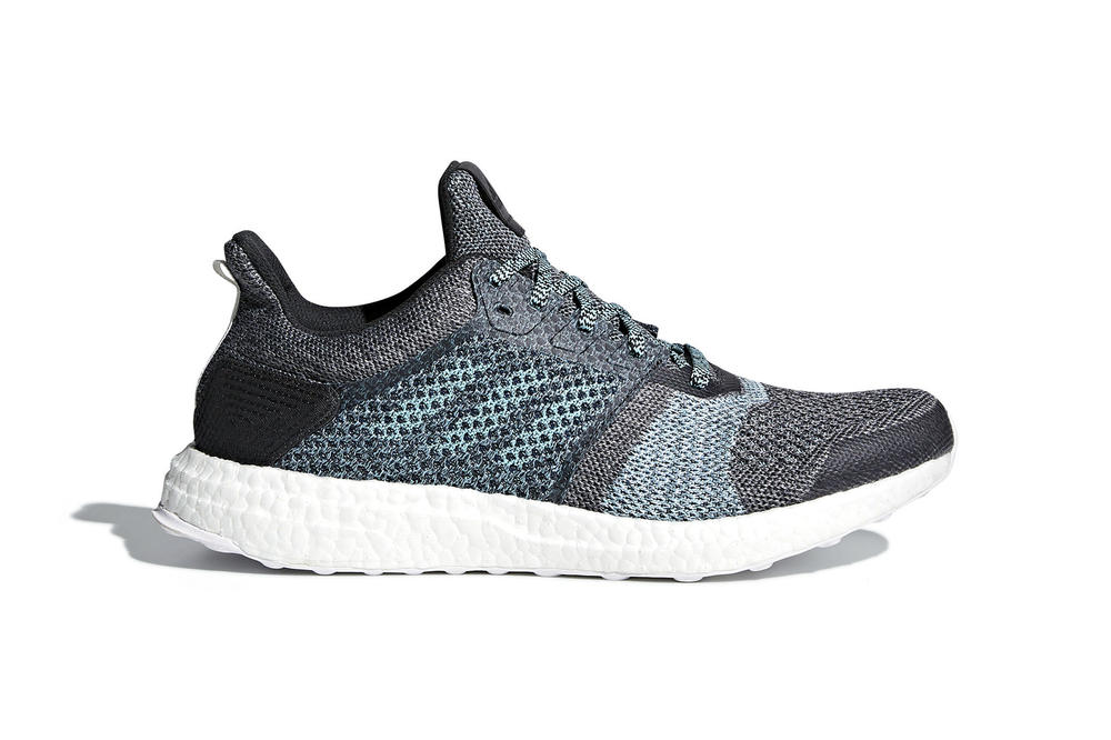 Parley adidas UltraBOOST ST ultra boost for the oceans spring summer april 2018 release date info drop sneakers shoes footwear