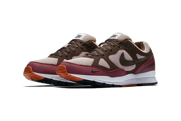 25588a3c9c2 Potential New Patta x Nike Air Span II Colorway Surfaces