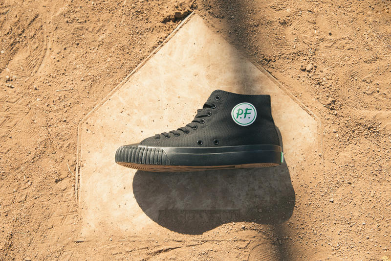 PF Flyers The Sandlot collaboration capsule 25 anniversary release drop launch april 7 2018 benny the jet cleat t tee shirt