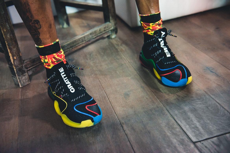 promo code 18334 c3af4 Pharrell adidas Crazy BYW X | HYPEBEAST