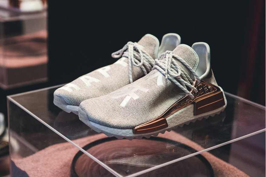 67b327a2db0ad Up Close With the Pharrell x adidas NMD Hu China Exclusive Pack